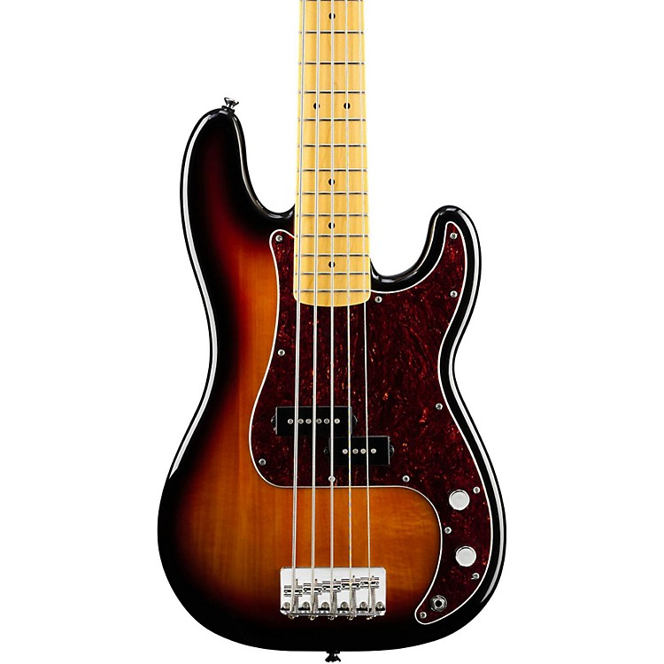 Squier Vintage Modified Precision Bass V 3-Tone Sunburst
