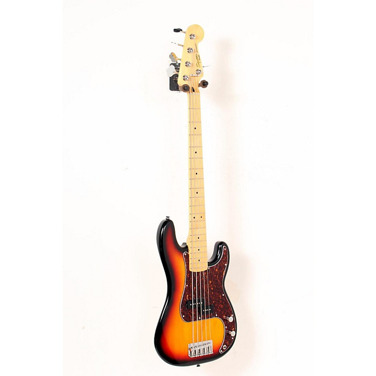 Squier Vintage Modified Precision Bass V 3-Tone Sunburst 888365211848
