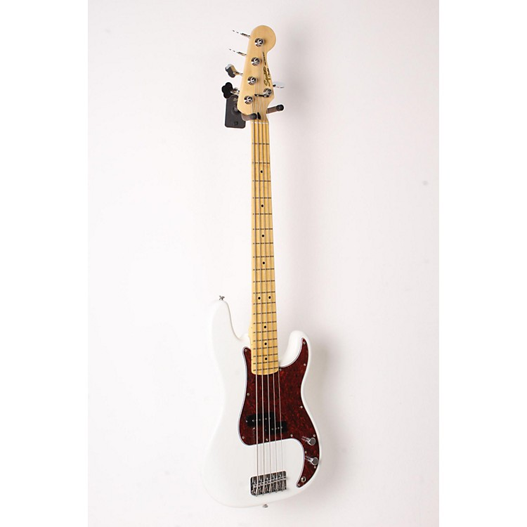 Squier Vintage Modified Precision Bass V Olympic White 888365852171