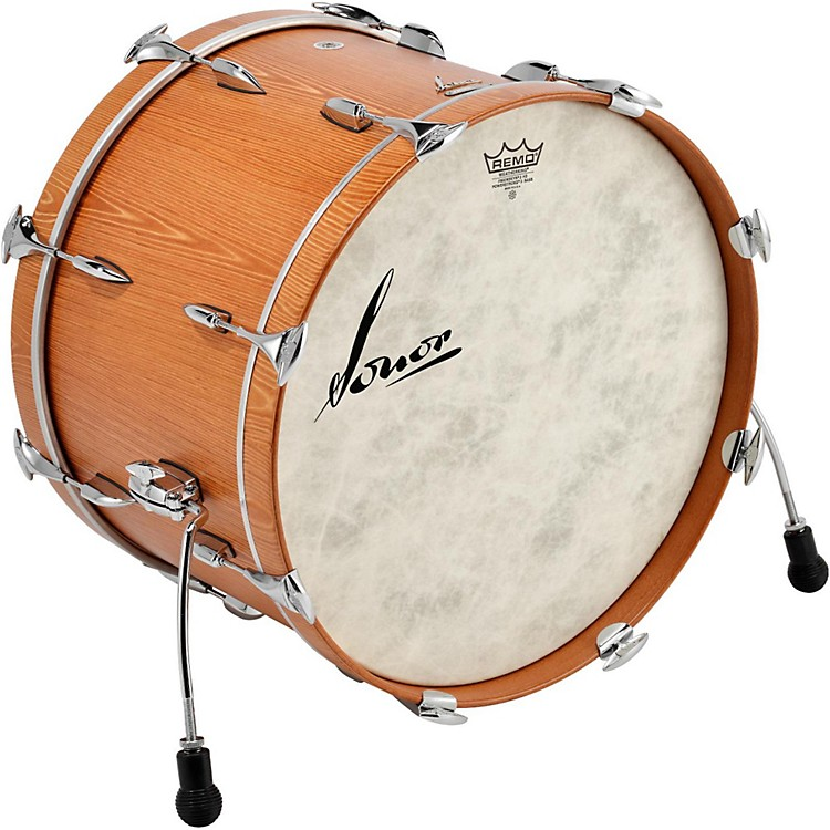 Sonor Vintage Series Bass Drum NM 22 x 14 in. Vintage Natural
