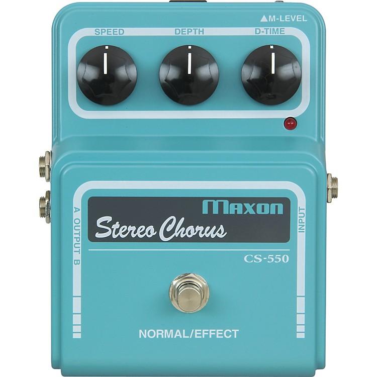 MaxonVintage Series CS550 Stereo Chorus Pedal