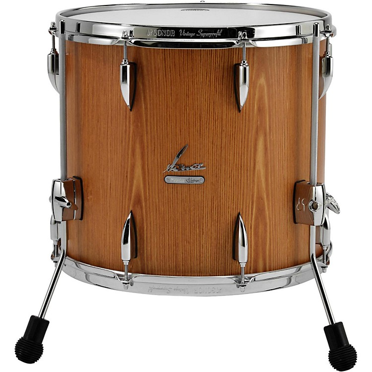 Sonor Vintage Series Floor Tom 14 x 12 in. Vintage Natural