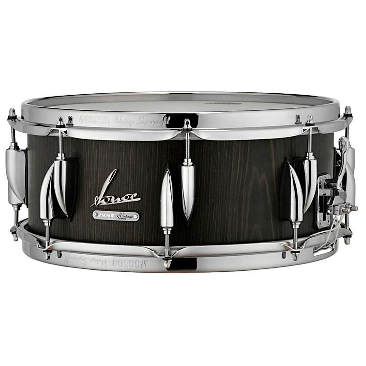 SonorVintage Series Snare Drum14 x 5.75 in.Vintage Onyx