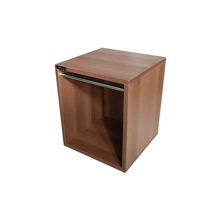 Sefour Vinyl Record Carry Box TOBACCO WALNUT