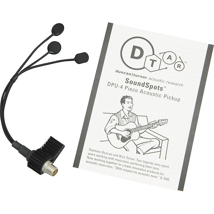 Dtar Violin Soundspot Pickup
