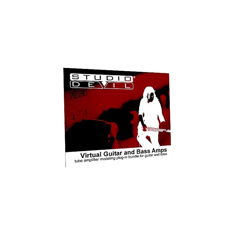 Studio DevilVirtual Guitar and Bass Amp Bundle