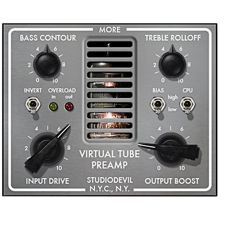 Studio DevilVirtual Tube Preamp Software Download
