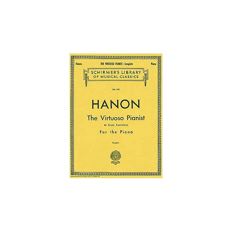Hal LeonardVirtuoso Pianist in 60 Exercises - Complete