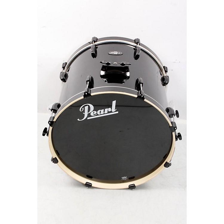 pearl vision birch bass drum jet black 22x18 888365521596 music123. Black Bedroom Furniture Sets. Home Design Ideas