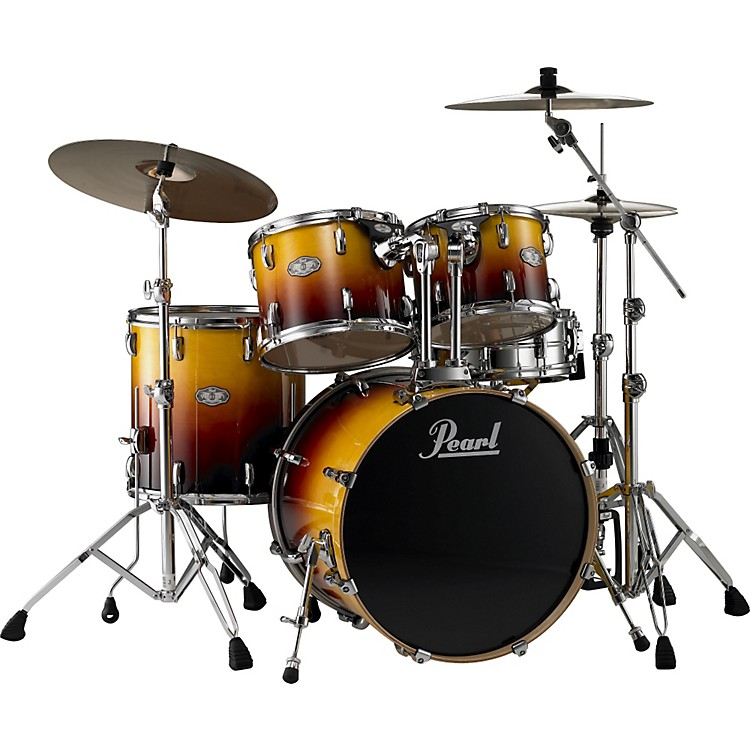 Pearl Vision VBX 5 Piece New Fusion Shell Pack Harvest Fade