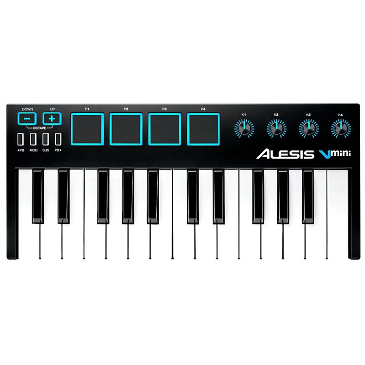 AlesisVmini 25-Key Portable Keyboard Controller