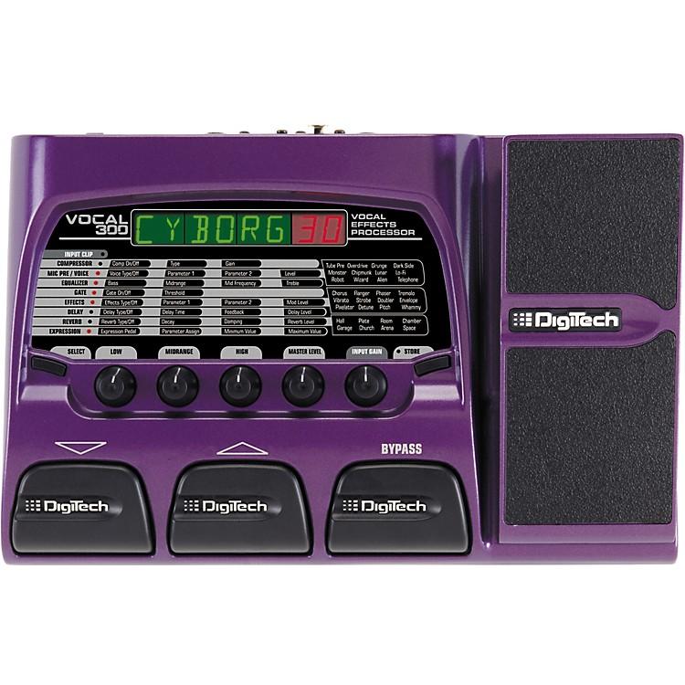 DigiTechVocal 300 Vocal Effects Processor