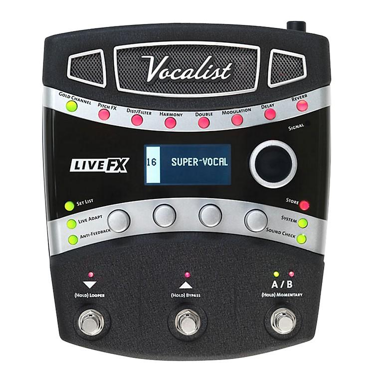 DigiTechVocalist Live FX Vocal Effects Processor