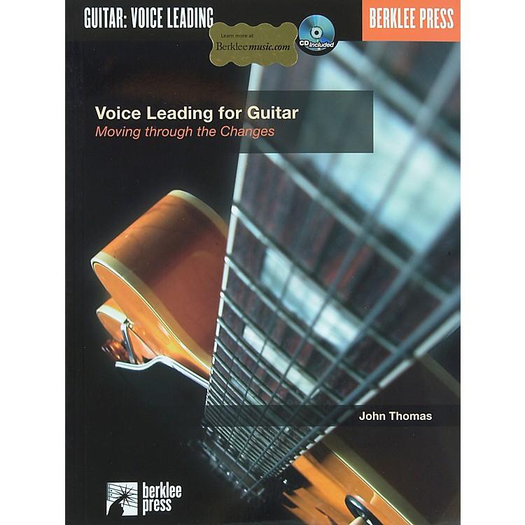 Berklee PressVoice Leading for Guitar (Book/CD)