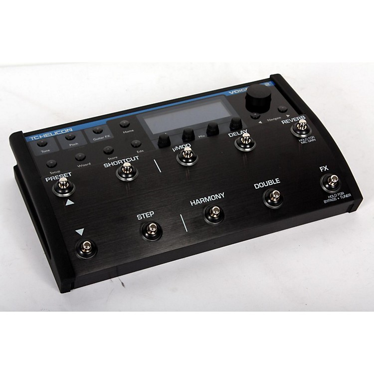 TC Helicon VoiceLive 2 Floor-Based Vocal Processor  888365814520