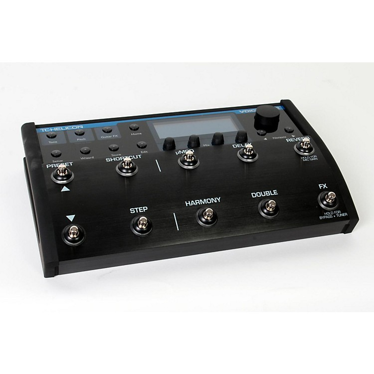 TC HeliconVoiceLive 2 Floor-Based Vocal Processor888365823621