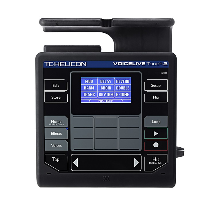 TC HeliconVoiceLive Touch 2 Vocal Effects Processor