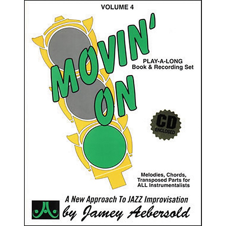 Jamey Aebersold (Vol. 4) Movin' On