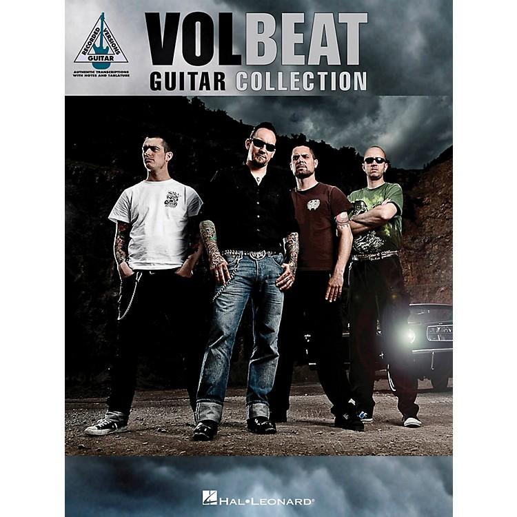 Hal LeonardVolbeat Guitar Tab Collection