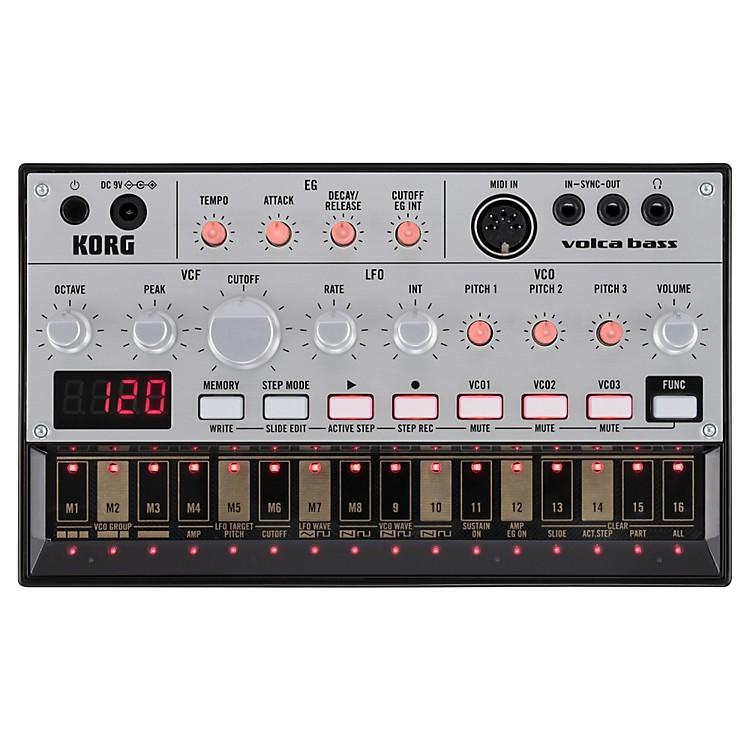 KorgVolca Bass Analog Bass Machine