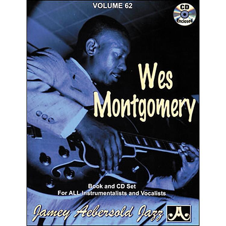 Jamey AebersoldVolume 62 - Wes Montgomery - Book and CD Set