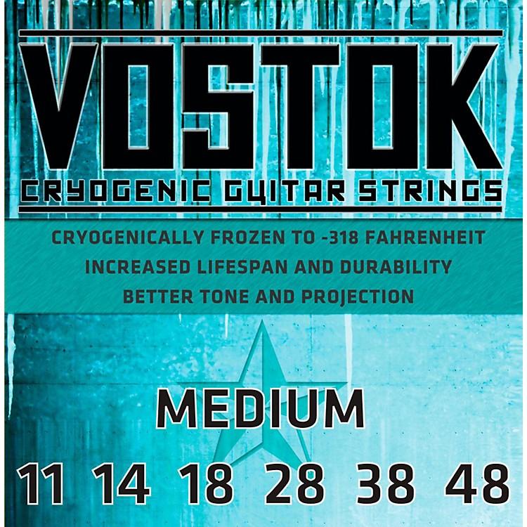 EverlyVostok 9711 Cryogenic Medium Gauge Electric Guitar Strings
