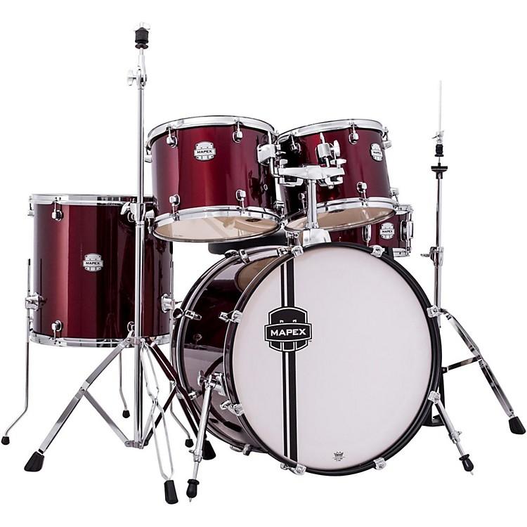 MapexVoyager Standard Drum SetDark Red