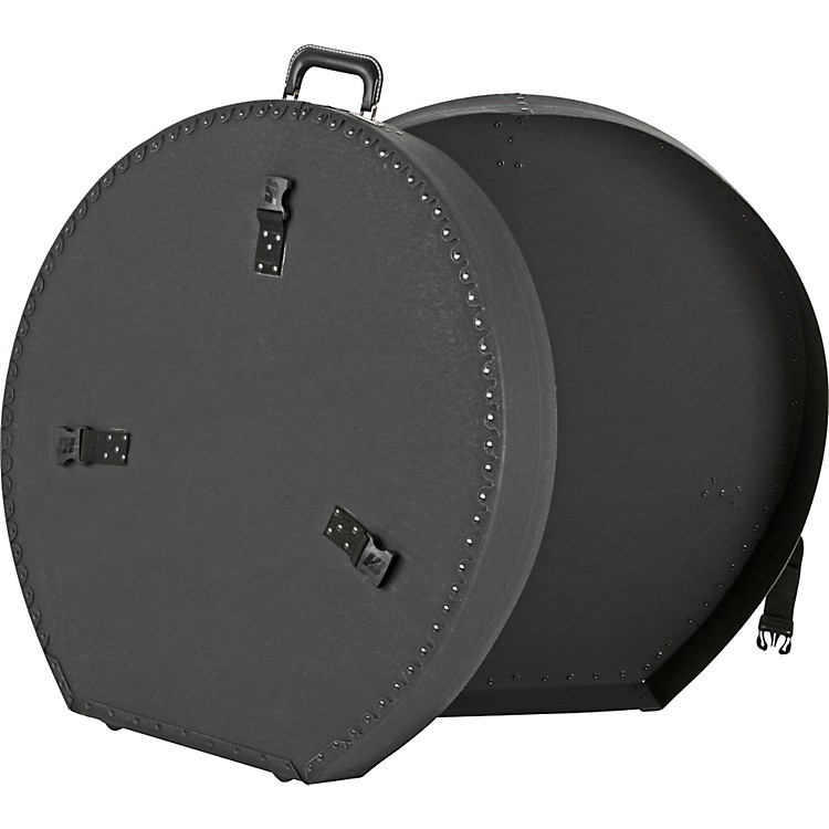 Humes & Berg Vulcanized Fibre Gong Cases 38- in. Gong