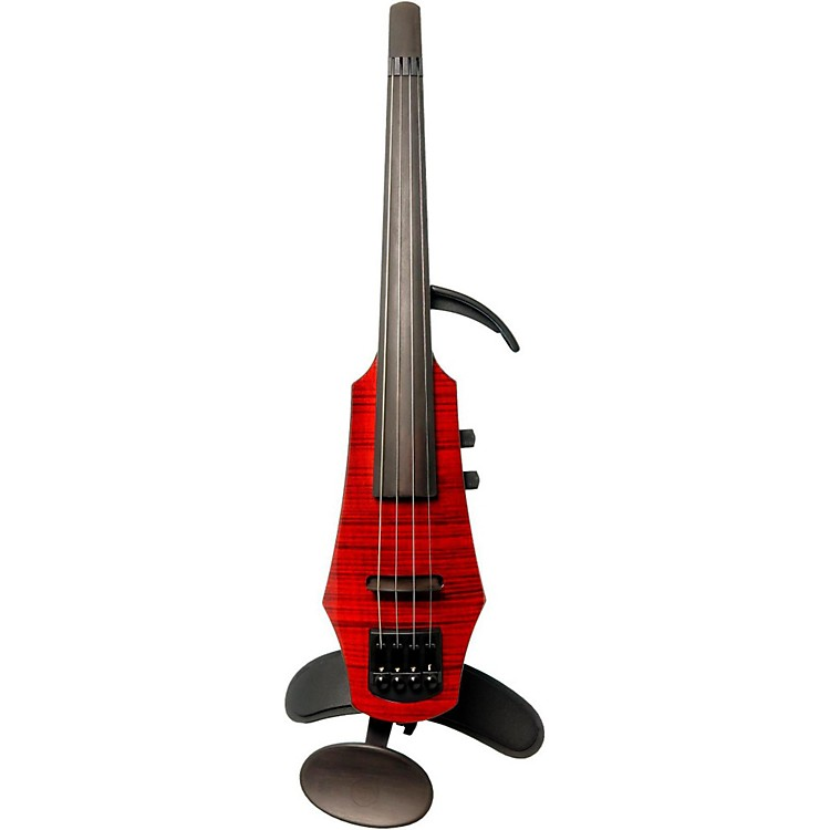 NS Design WAV 4 Electric Violin Red