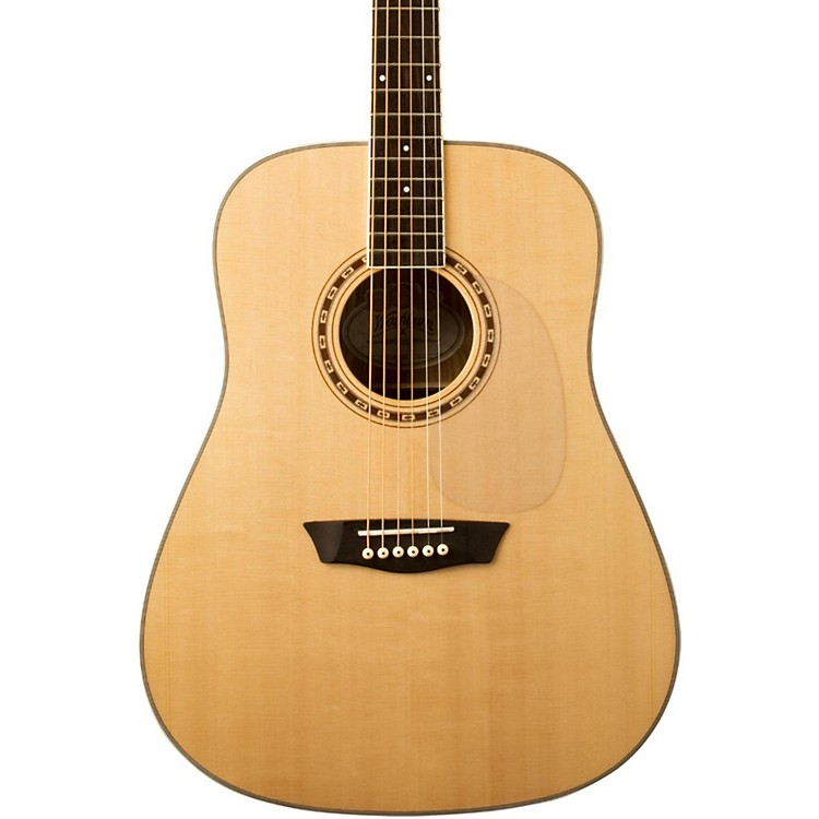 Washburn WD 30S Dreadnought Acoustic Guitar Natural