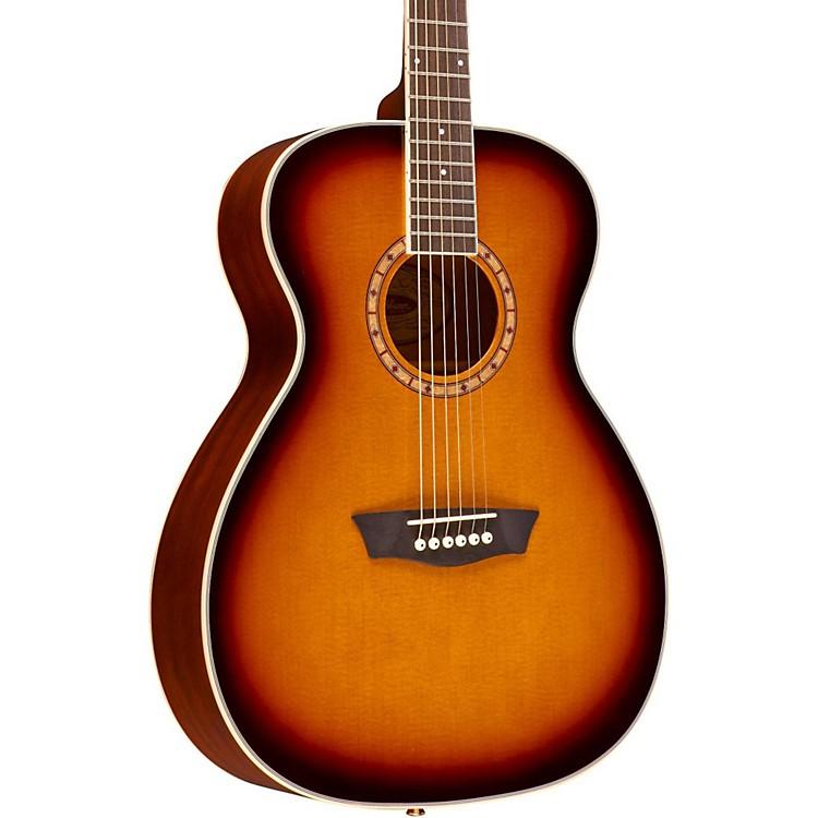 WashburnWF110DL Folk Acoustic Guitar3-Color Burst