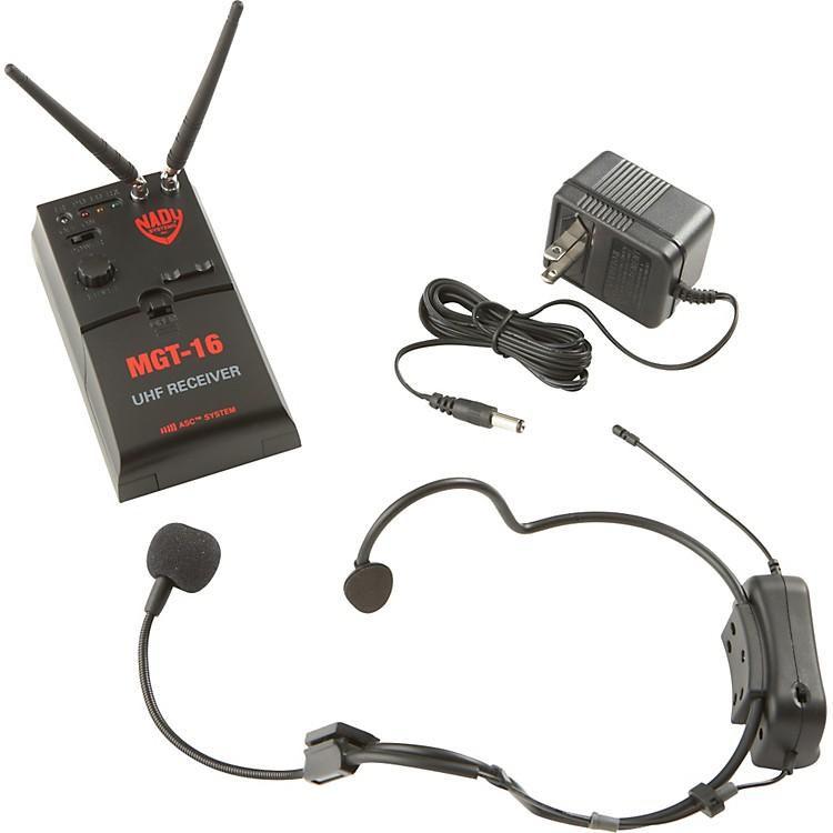 NadyWHM-16 Headmic Wireless System