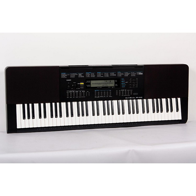 Casio WK-245 76-Key Workstation  888365807751