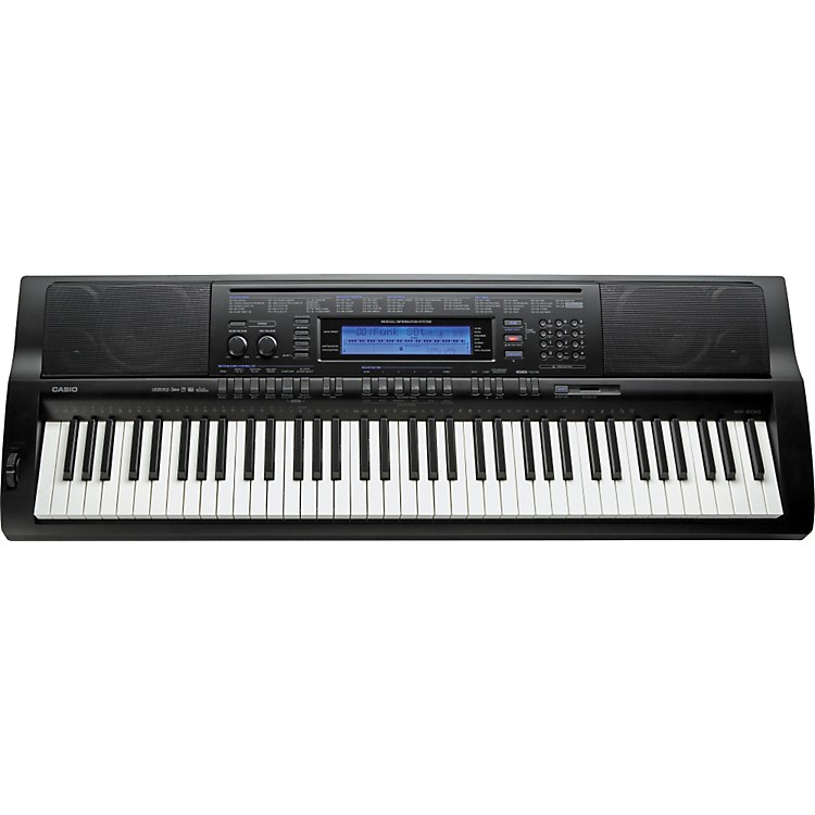CasioWK-500 76-Key Digital Keyboard Workstation