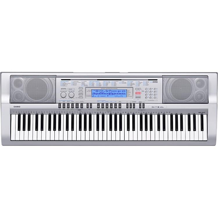 Music Workstation Keyboard Price : casio wk210 76 key digital keyboard workstation music123 ~ Vivirlamusica.com Haus und Dekorationen
