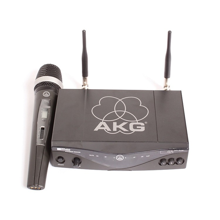 AKG WMS450 Wireless D5 Vocal Set Band 1 889406775701