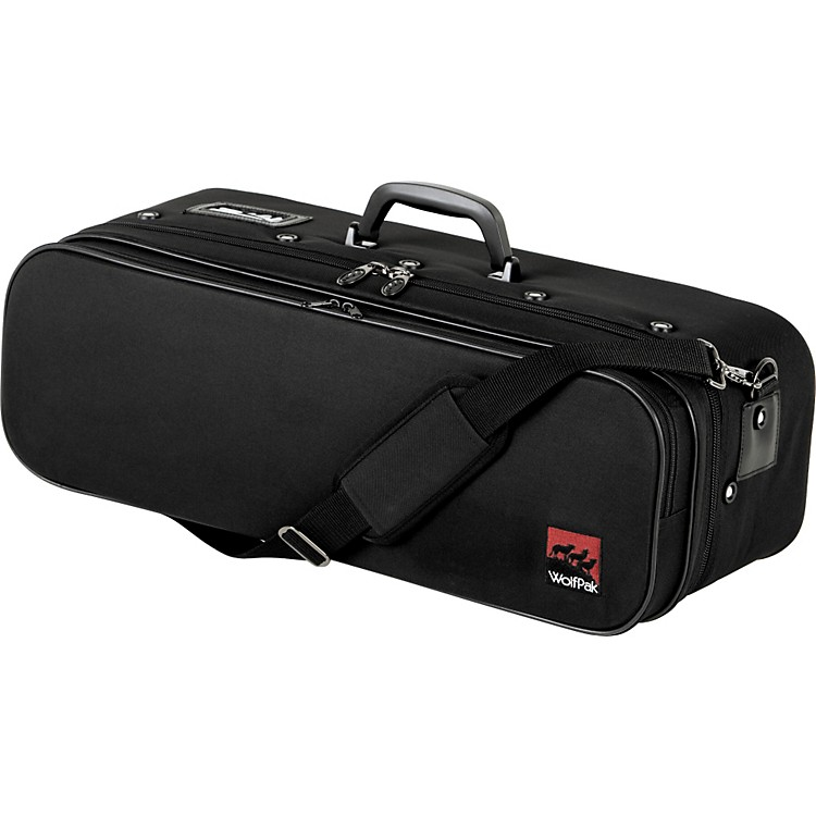 WolfPak WPETPT1 Single Trumpet Case Black