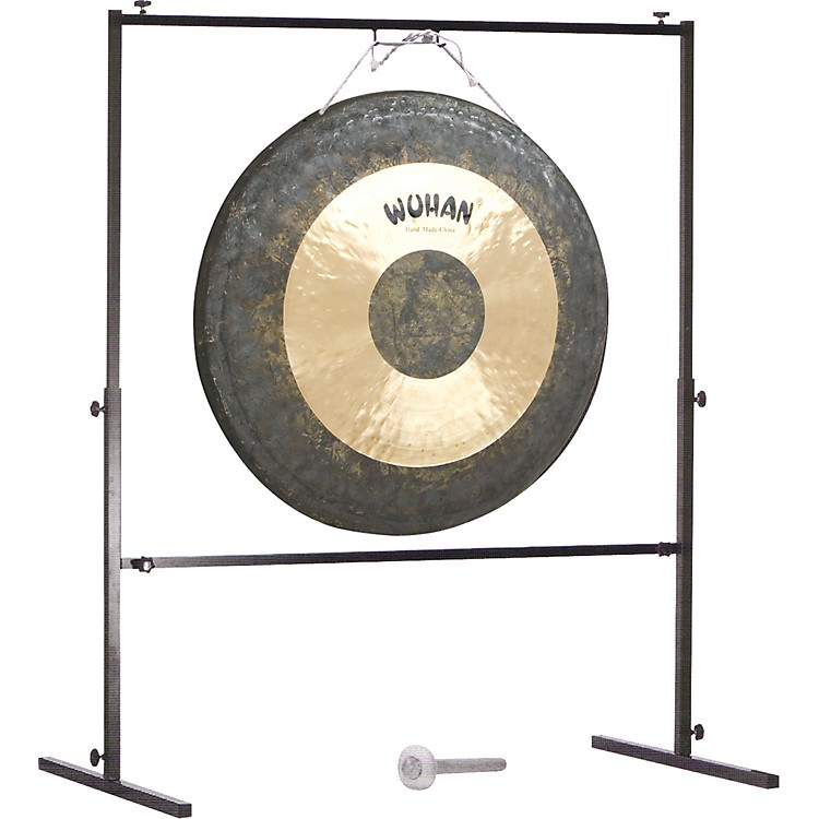 WuhanWU007-34 CHAU GONG 34 IN WITH STAND