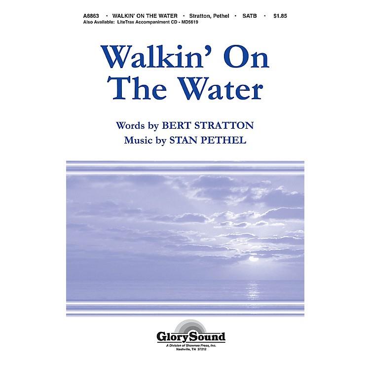 Hal LeonardWalkin' On The Water SATB