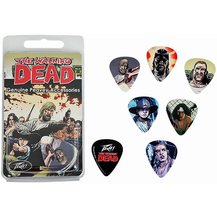 PeaveyWalking Dead Characters Pick 12-Pack
