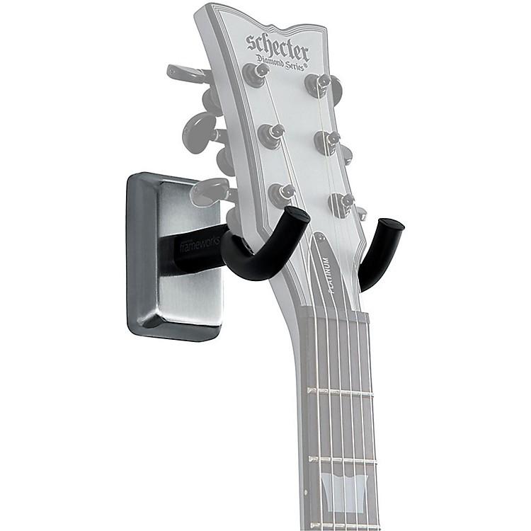 GatorWall Mount Guitar HangerChrome