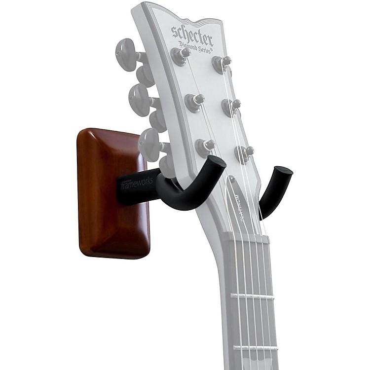 GatorWall Mount Guitar HangerMahogany