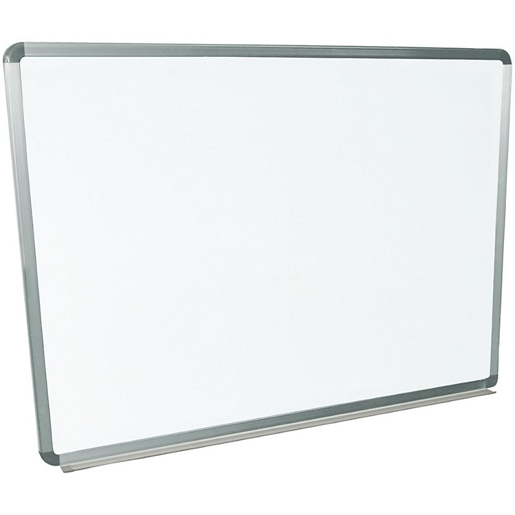 H. Wilson Wall Mount White Board 48
