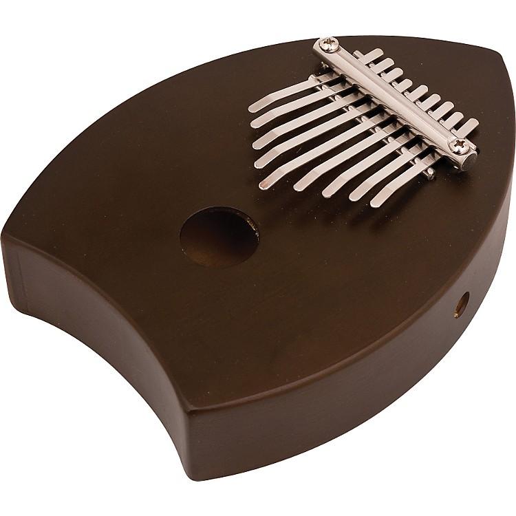 TocaWalnut Tocalimba Thumb Piano with Sound Chamber