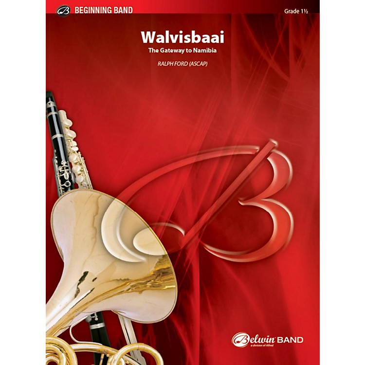 AlfredWalvisbaai Concert Band Grade 1.5 Set