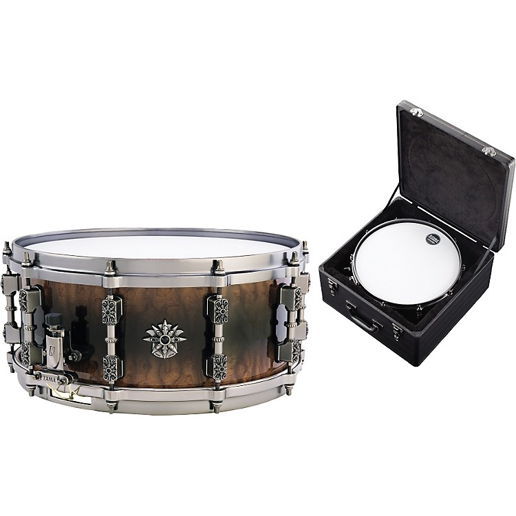 TamaWarlord Collection Masai Snare Drum with Case