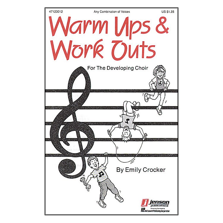 Hal LeonardWarm-Ups and Workouts for the Developing Choir (Vol. I)