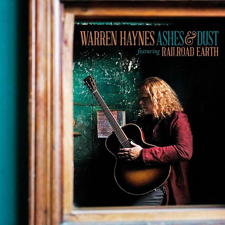 Universal Music GroupWarren Haynes - Ashes & Dust (Feat. Railroad Earth) Vinyl LP