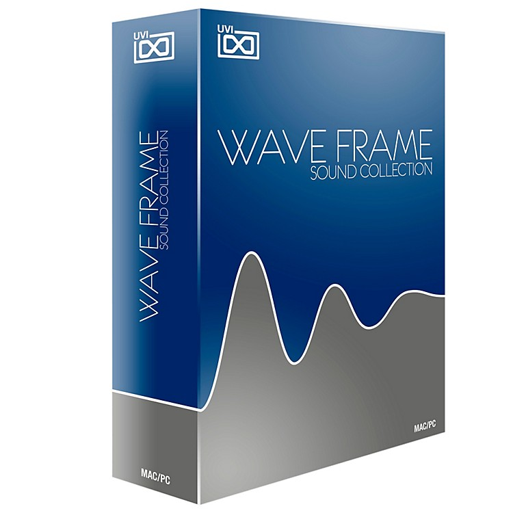 UVI WaveFrame Sound Collection Sample Library Software Download Software Download
