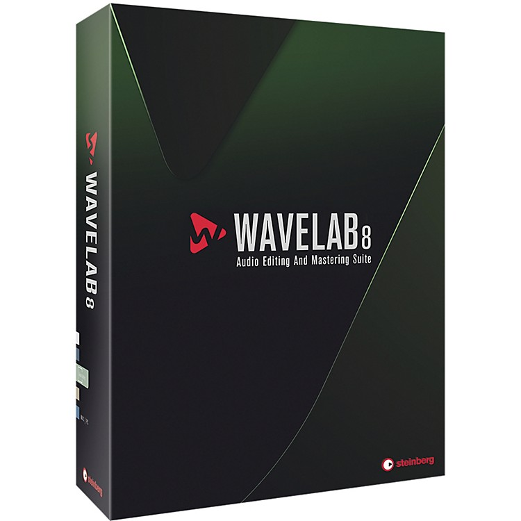 Steinberg WaveLab 8.5 EDU